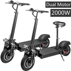 Electric, Battery, Scooter, motorscooter