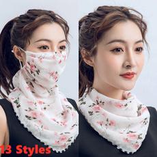 Summer, women scarf, dustmask, Fashion
