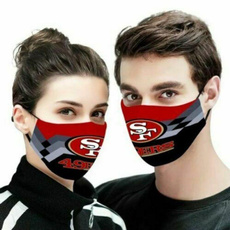 San, Cover, Football, mouth