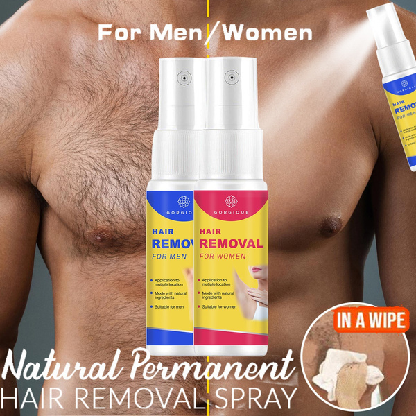 10ml 20ml 30ml 50ml Permanent Hair Removal Spray Inhibiting And