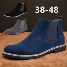 Fashion, Men, Booties, Ankle