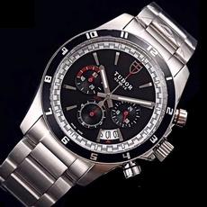 classic watch, Famous Brand watch, steel watch, Waterproof