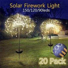 Decor, Outdoor, fireworklight, Garden