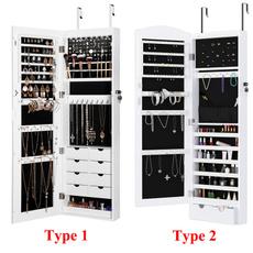 Storage & Organization, Furniture & Decor, led, Jewelry