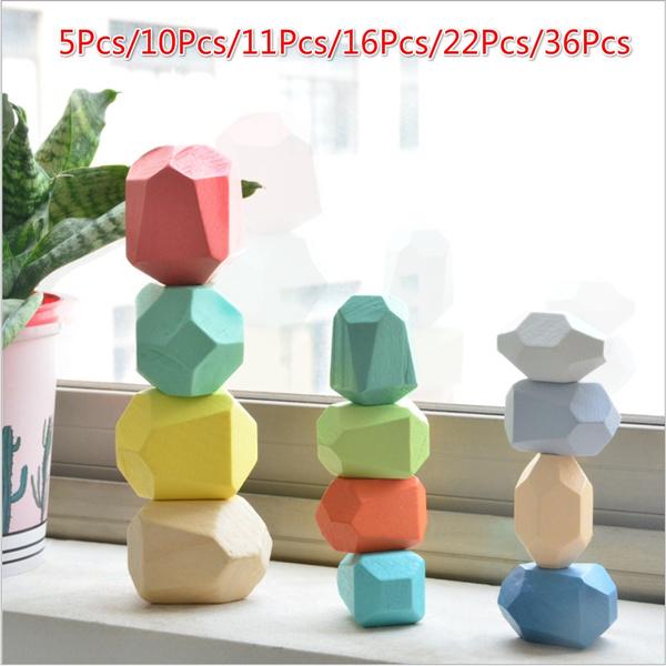 colorstonetoy, Toy, Cadeaux, stackedbuildingblock
