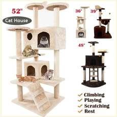 cathouse, cute, cattower, cattreehouse