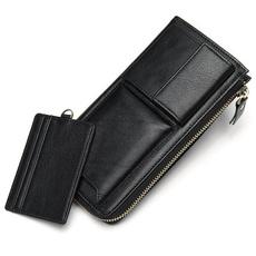 Genuine, Bolsas, leather, Clutch