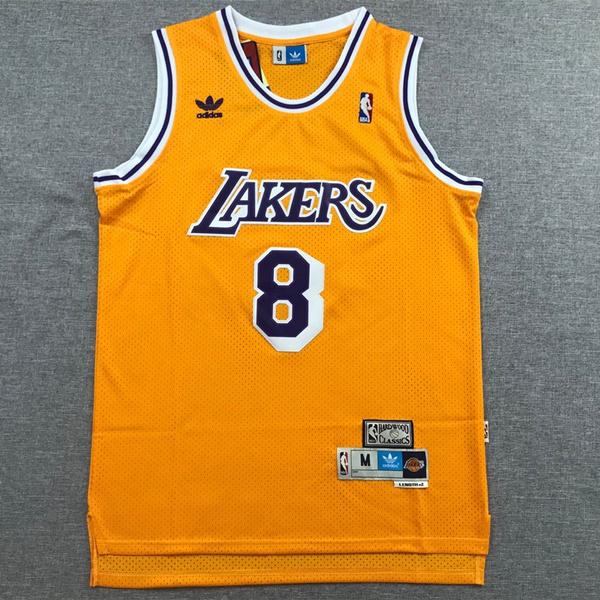 Men's Los Angeles Lakers Kobe Bryant #8