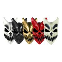 2020-2022 Halloween Costumes 2020 2022 Music Festival Mask Grim Reaper Dark Child Mask