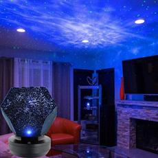 starprojector, lampe, bedroomdecor, projector