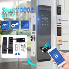 smartlock, doorlock, fingerprintlock, homesecurity
