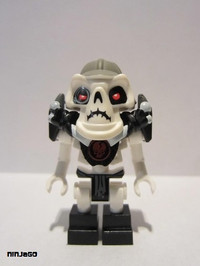 figurine personnage minifig LEGO ninjago set 70736 njo152 Jay Possession