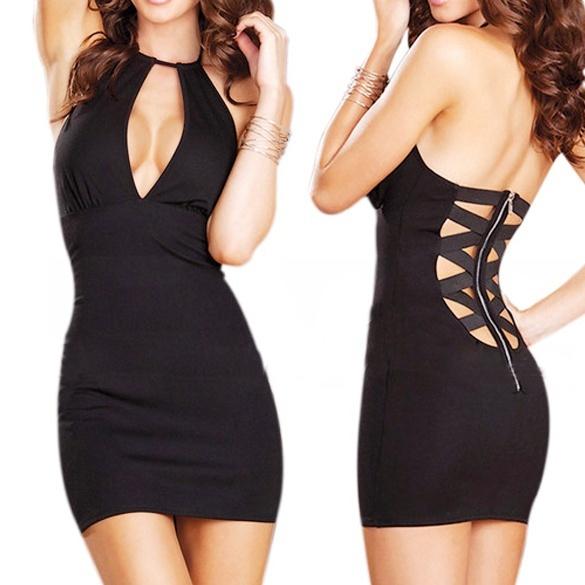 Clothing & Accessories, clubweardres, Dress, slim