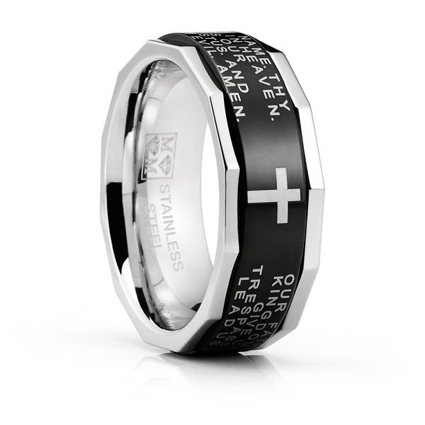 steelspinnerring, Religion & Spirituality, stainlesssteelringsformen, Stainless steel ring