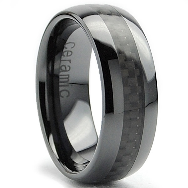 mensceramicweddingband, engagmentring, weddingandengagementring, mensweddingband