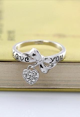 Heart, Fashion, Jewelery & Watches, bowtiering