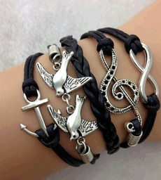 Infinity, Jewelry, Bracelet, Accessories & Supplies