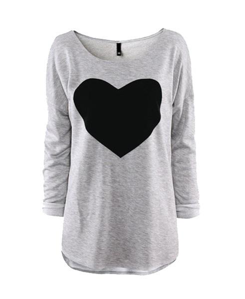 Heart, Shirt, Home & Living, Women's Fashion