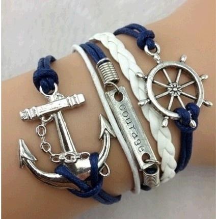 Charm Bracelet, woman fashion, Jewelry, Bracelet