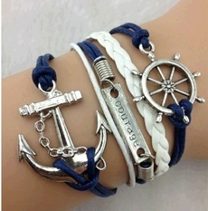 Charm Bracelet, woman fashion, Jewelry, Bracelet