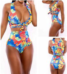 womensbikinitop, Fashion, padded, women swimwear
