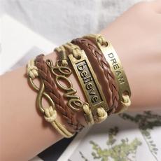 infinity bracelet, Charm Bracelet, Love Bracelet, Bracelet
