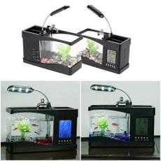 Mini, led, fish, Watch
