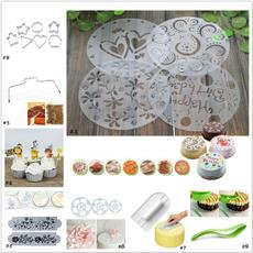 Kitchen & Dining, cookiesdecor, cake mold, Fondant