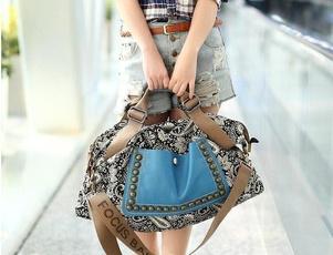 Shoulder Bags, highcapacitybag, nationalbag, fashion bag