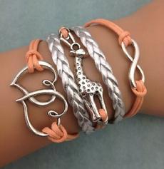 Infinity, giftgirlandboy, Love Bracelet, braidbracelet