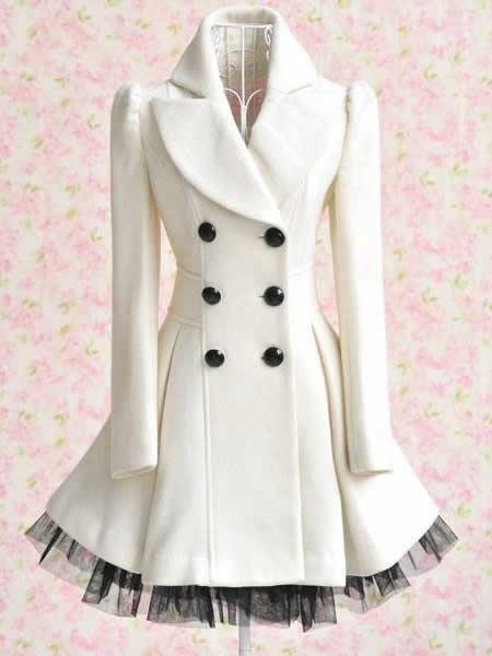 woolen coat, womenwhitedresscoat, womenwhitecoat, whitecoat