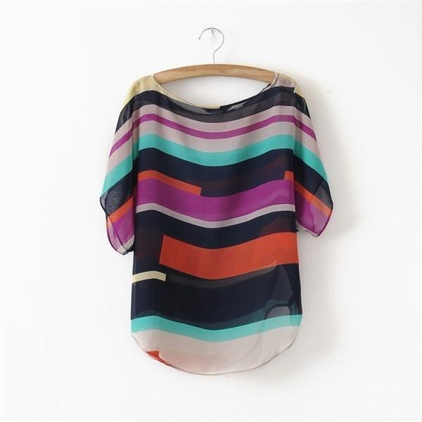 blouse, Womens Blouse, chiffon, Tops