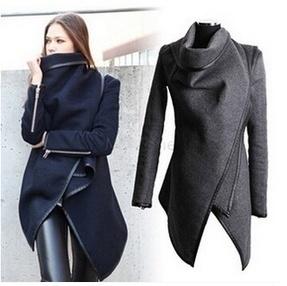 Sleeve, Coat, Tops, Loose