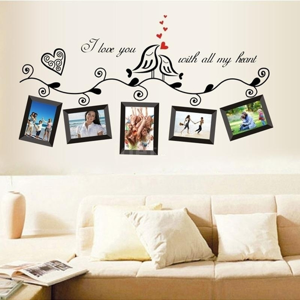 Photo Frame, Home & Living, Photo, Stickers