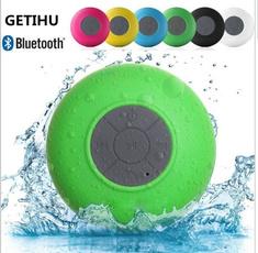 showerspeaker, speakerwithmic, Waterproof, bluetooth speaker