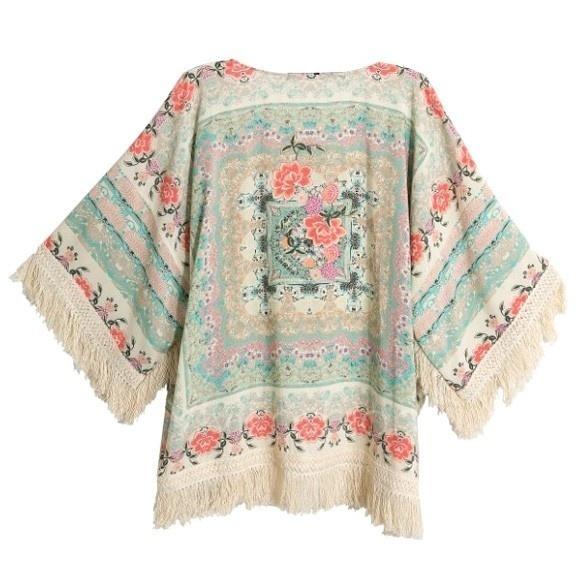 blouse, Coat, Blazer, hippie