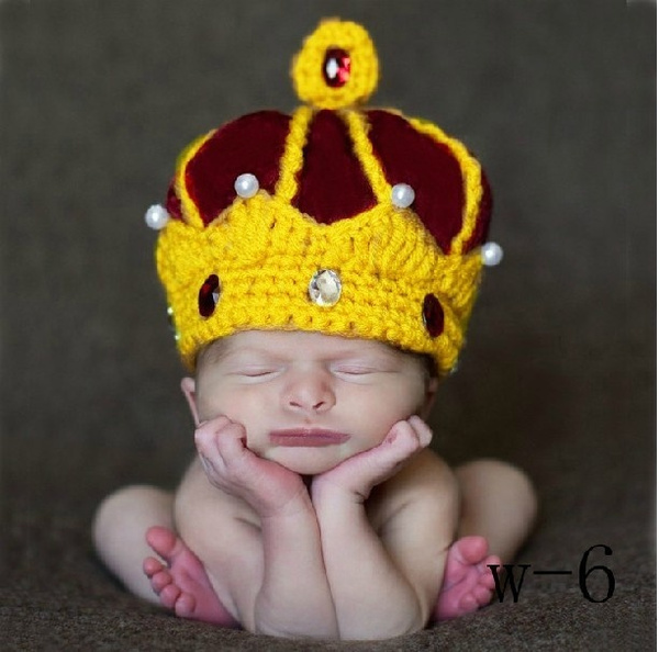 crown, Photography, baby hats, knitted