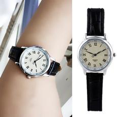 Cheap Wristwatches, Antique, Coffee, Fashion