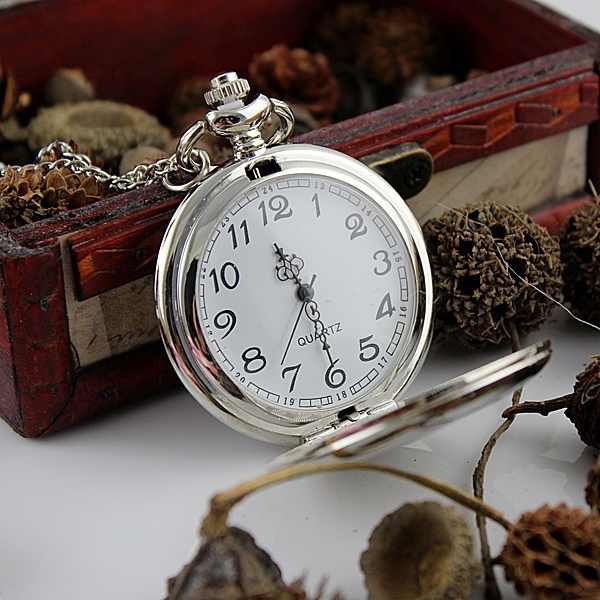 Pocket, classicalelegantconcisepocketwatch, quartz, Gifts