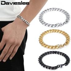 Steel, menchain, Jewelry, Chain