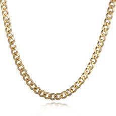 cubanchainnecklace, Steel, Chain Necklace, mensnecklacechain