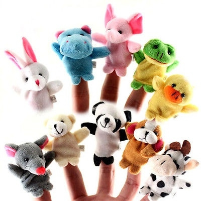 earlylearning, Toy, doll, fingertoy