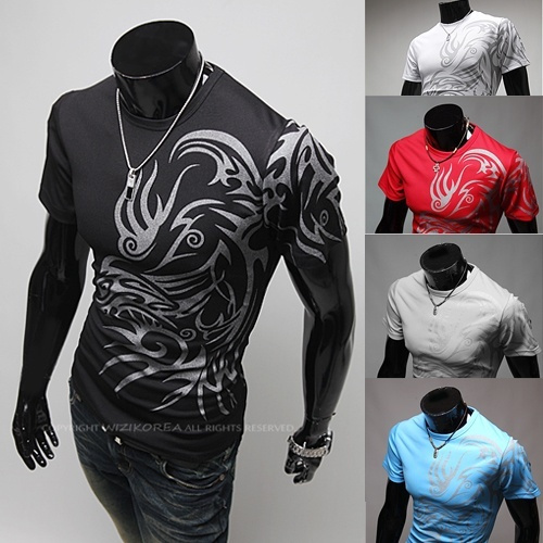 Mens T Shirt, Fashion, Men's Fashion, Sleeve