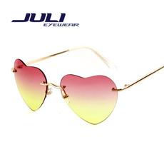 Heart, Fashion, Love, eye sun glasses