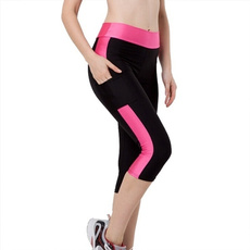 Workout & Yoga, Yoga, Elastic, pants