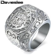 Steel, ringsformen, bandring, Jewelry