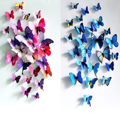 Beautiful, butterfly, butterflydecal, decoration