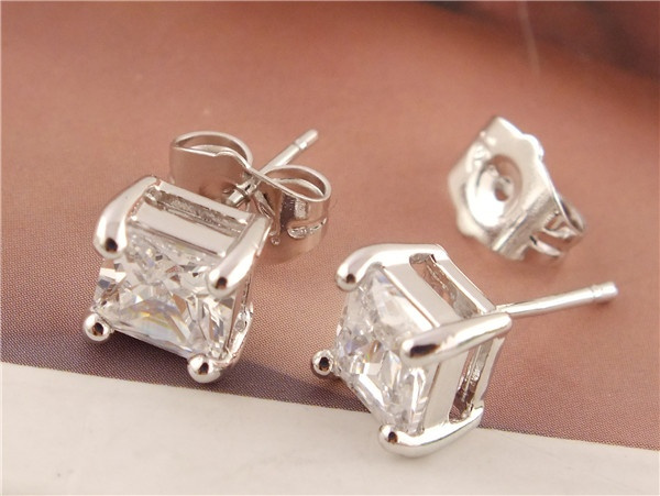 Cubic Zirconia, Sterling, 925 sterling silver, Jewelry