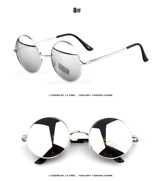 Aviator Sunglasses, Sports & Outdoors, retro sunglasses, Round Sunglasses