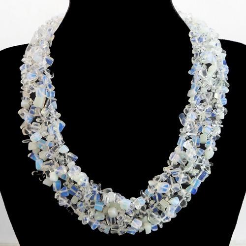Necklace, Fashion Jewelry, opals, Jewelry